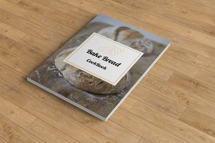 Thumbnail for Bake Bread – Cookbook
