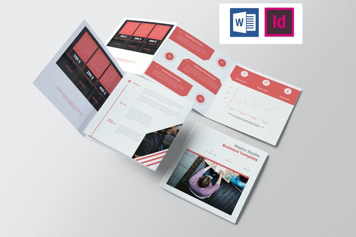 Thumbnail for Business Template