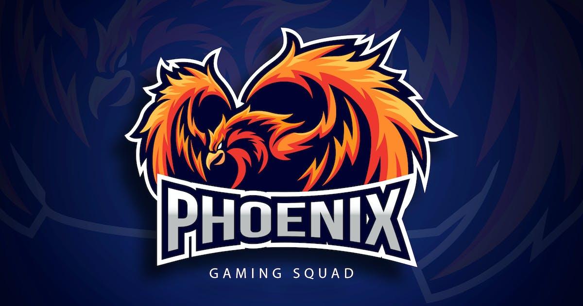 Download Phoenix Sport And Esport Logo Vector Template by naulicrea