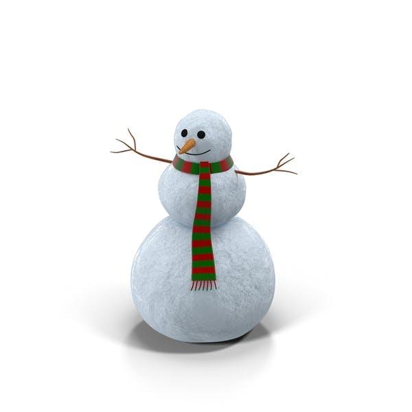 Thumbnail for Friendly Snowman