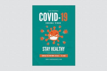 Virus Campaign-Flyer