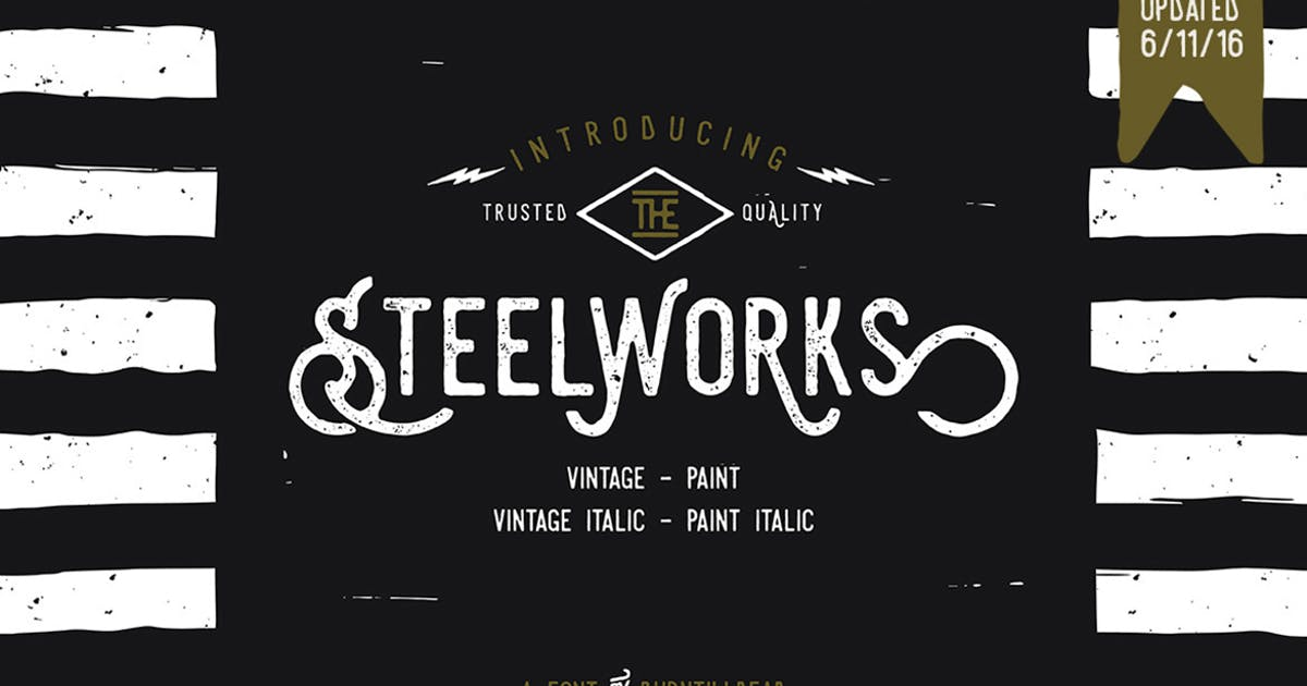Download Steelworks+Bonus by Eric_Burntilldead