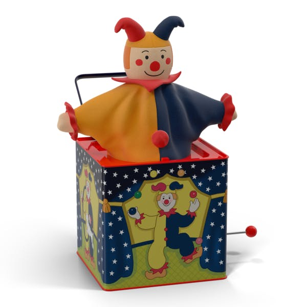 Cover Image for Jack-in-the-box