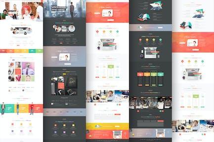 Creative Web Modèle - PSD