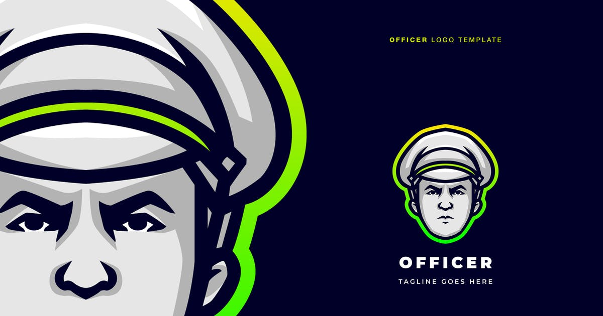 Download Officer Logo Template by flowless