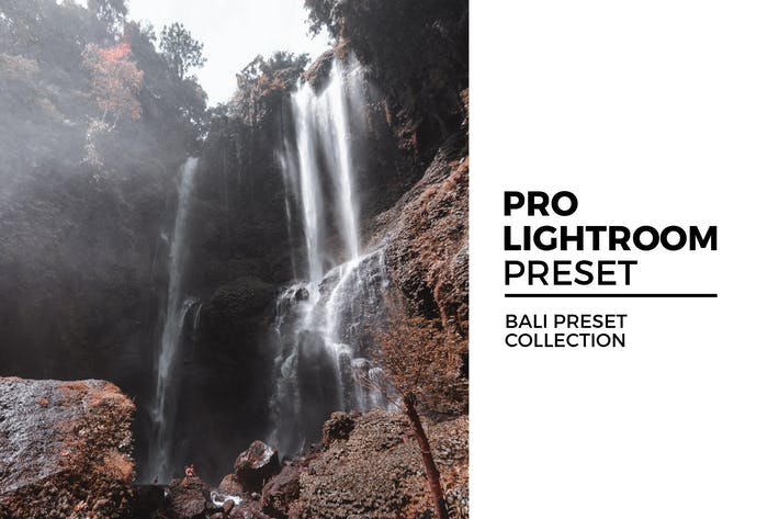 Thumbnail for Bali Preset Collection