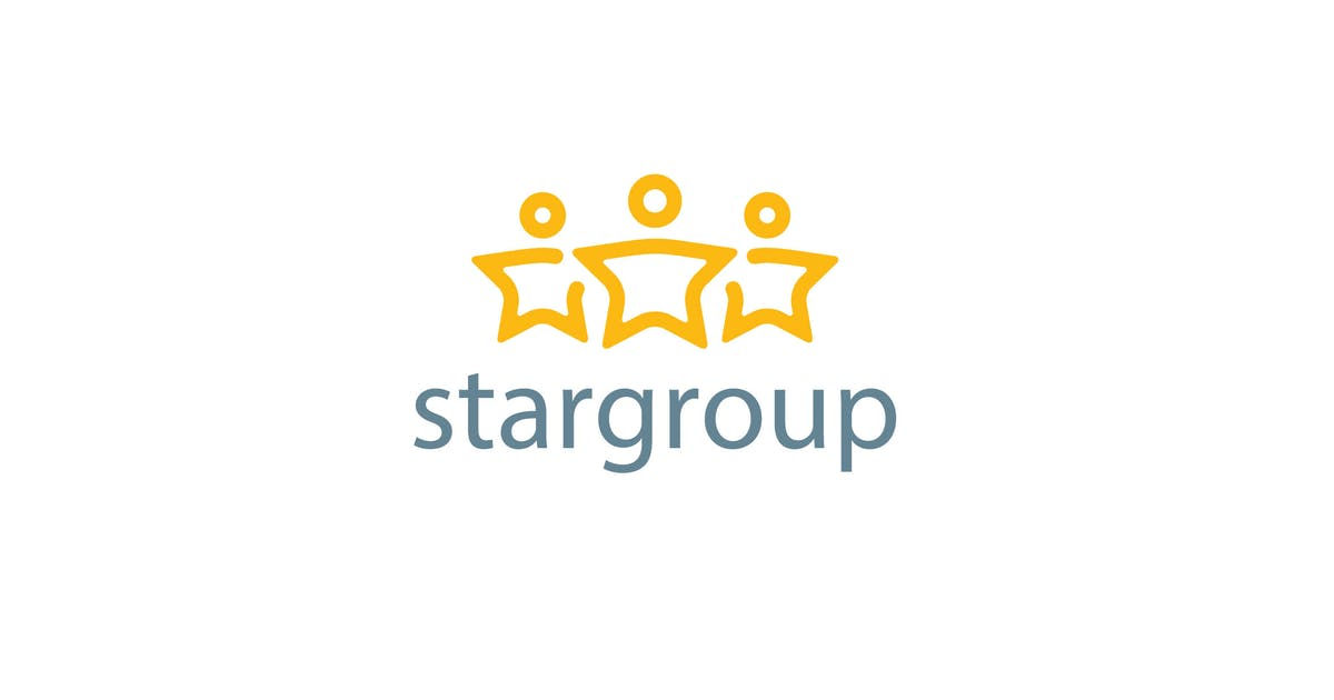 Download Star Group Logo Template by 1protheme