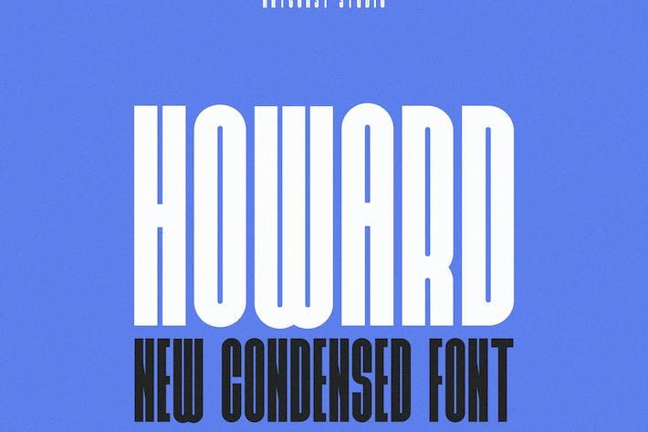 Thumbnail for Howard - Ultra Condensed
