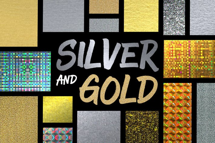 Thumbnail for Silver and Gold Styles