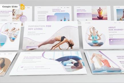 INSPIRATION FOR JOY LIVING - Google Slide V583