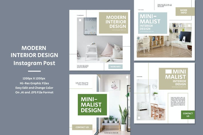 Thumbnail for Design d'intérieur moderne