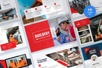 Construction and Building Keynote Template
