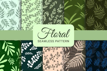Floral nahtloses Muster