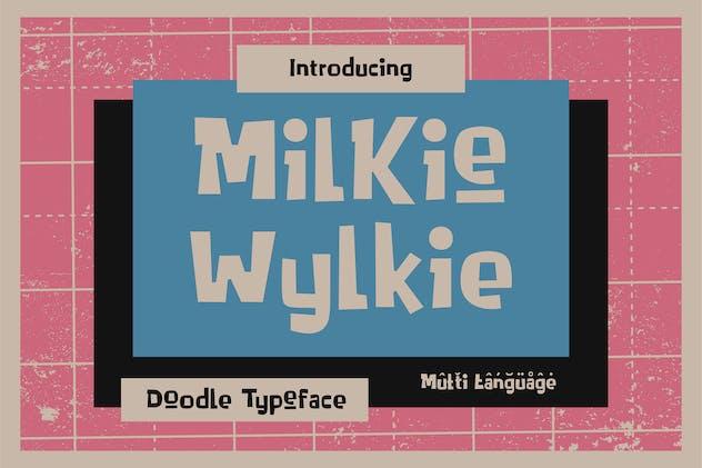 Milkie Wylkie - product preview 5