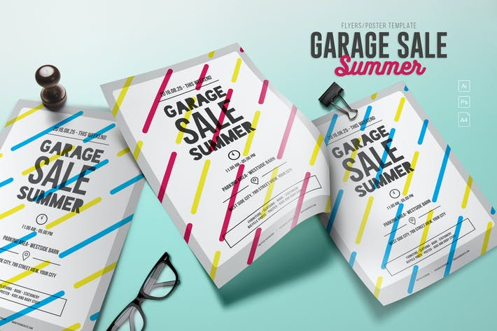 Thumbnail for Garage Sale Summer