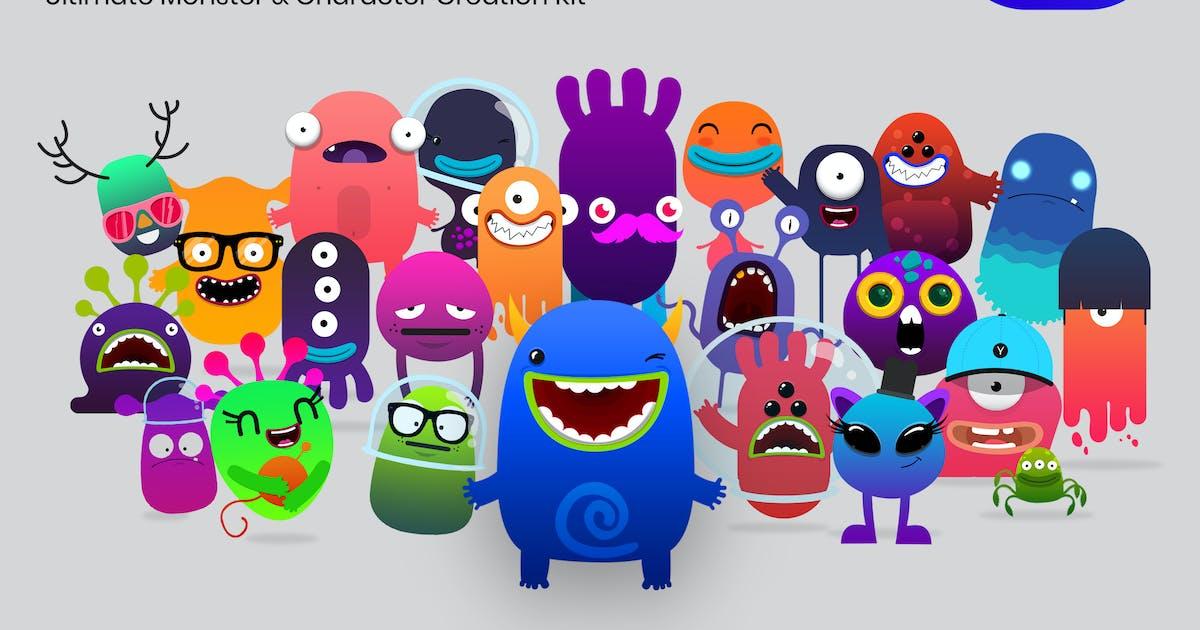 Download Monster Studio Pro by Pixflow