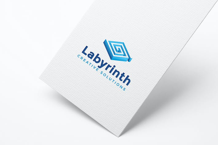 Thumbnail for Labyrinth - Logo Template
