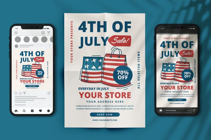 Thumbnail for US Independence Day Sale