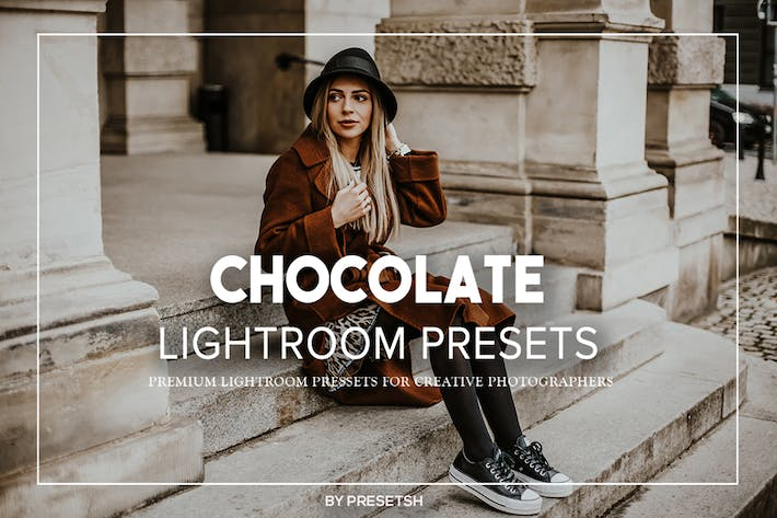 Thumbnail for Chocolate Lightroom Presets