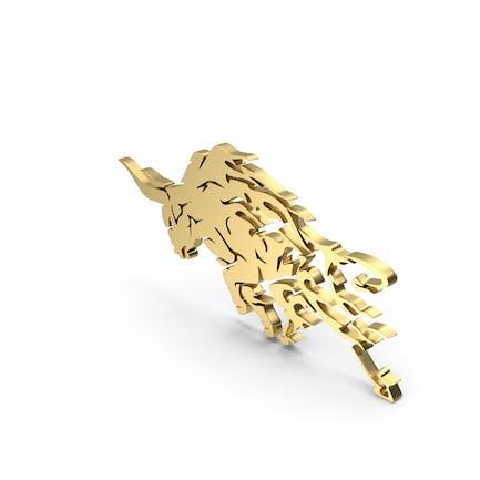 Golden Bull Stock Market Symbol