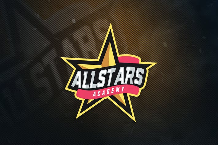 Thumbnail for All Stars Academy Sports Logo