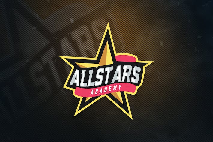 Thumbnail for Logo All Stars Academy Sports