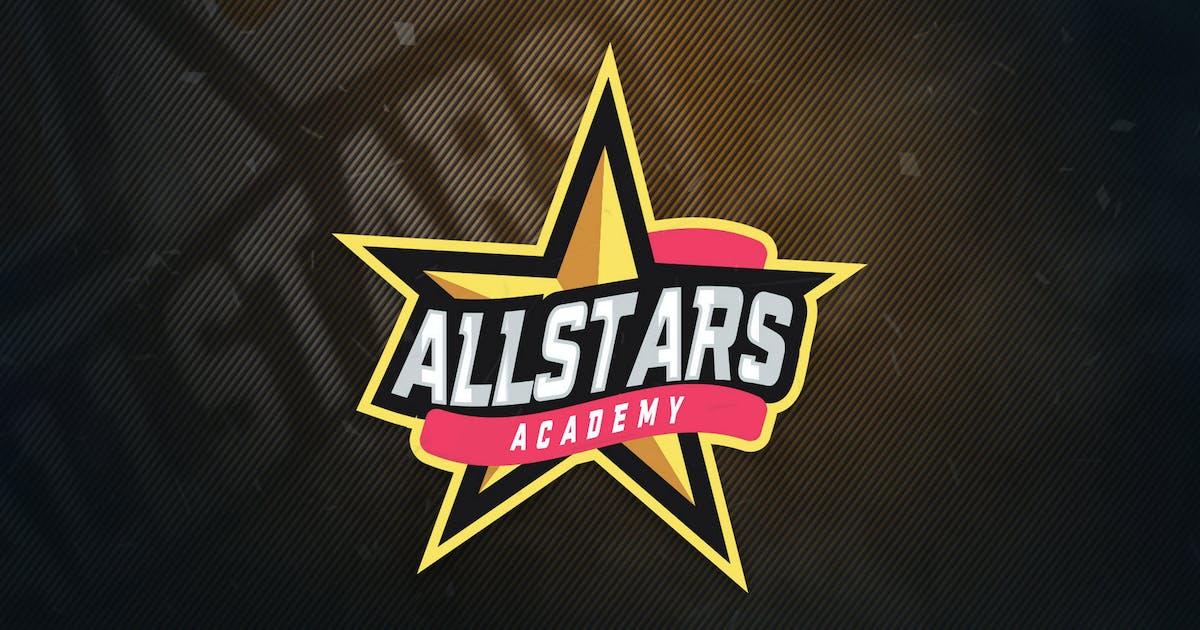 Download All Stars Academy Sports Logo by ovozdigital