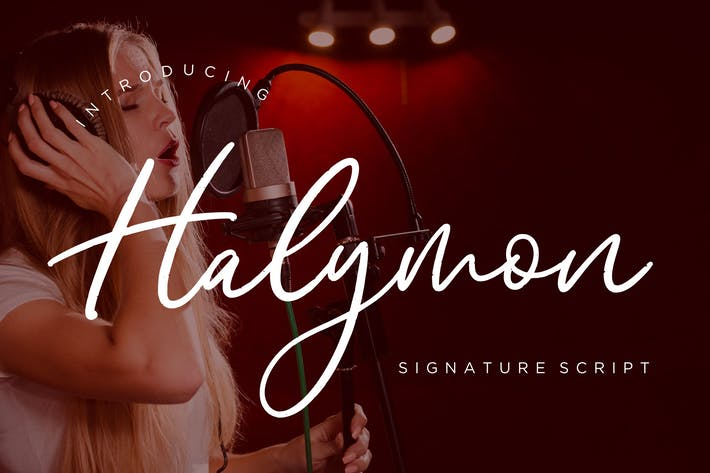 Cover Image For Halymon Signature Script