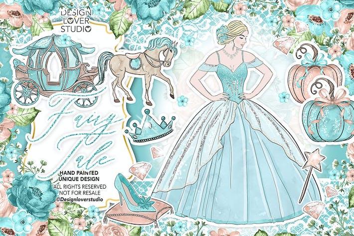 Thumbnail for Fairy Tale design