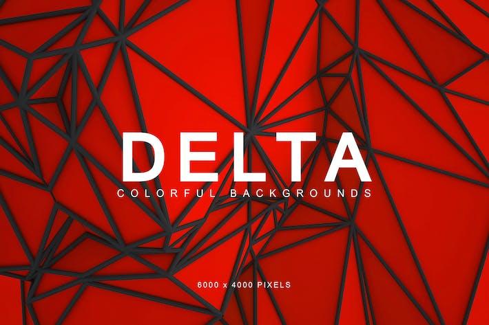 Thumbnail for Delta Bunte Hintergründe 2