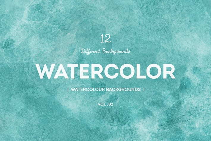 Watercolour Backgrounds| v02