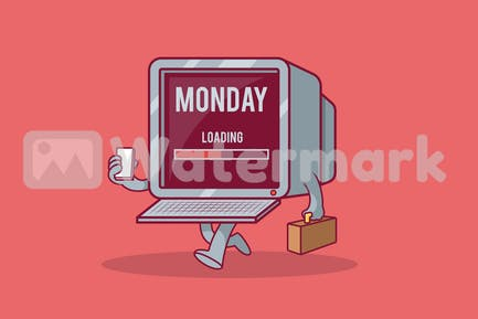 Monday Loading