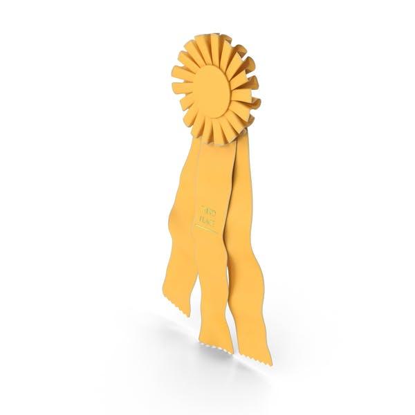Thumbnail for Third Place Prize Ribbon