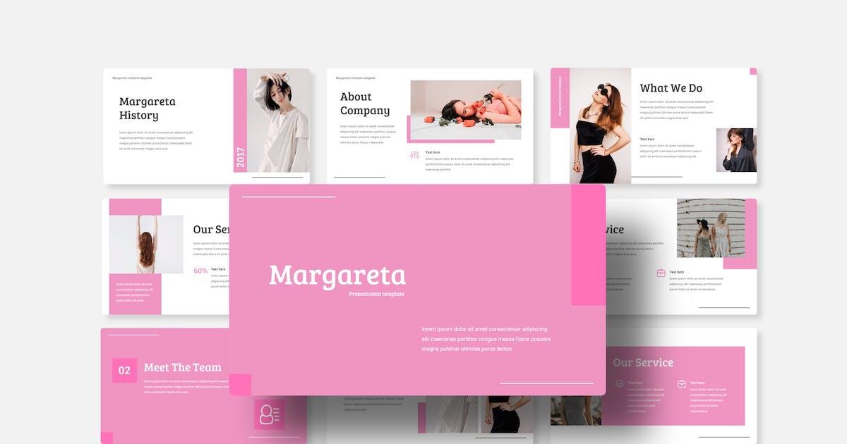 Download Margareta - Keynote Template by queentype