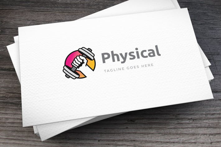 Thumbnail for Physical Logo Template