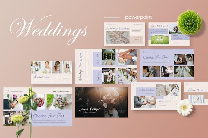 Olivia - Wedding Planner Powerpoint Presentation