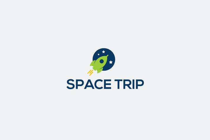 Thumbnail for Space Trip Logo