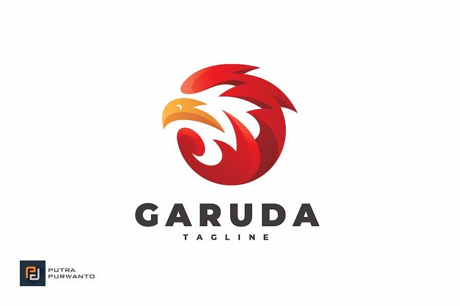 Garuda Bird Head - Logo Template
