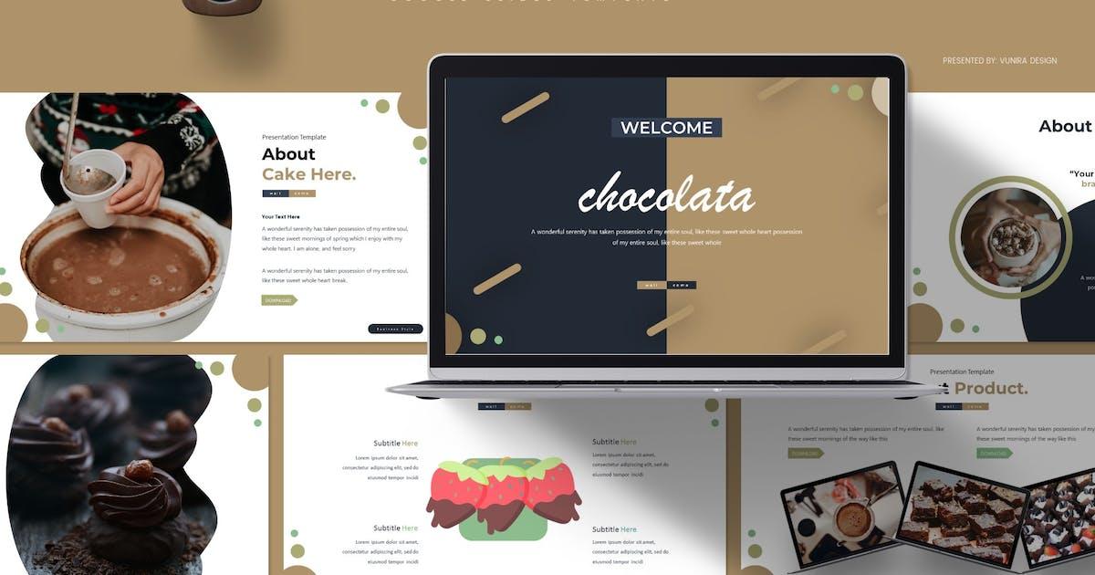 Download Chocolata | Google Slides Template by Vunira