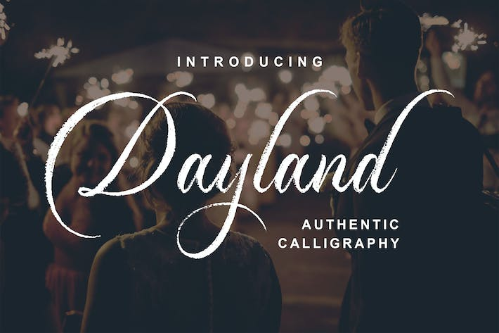 Thumbnail for Dayland - Authentic Calligraphy
