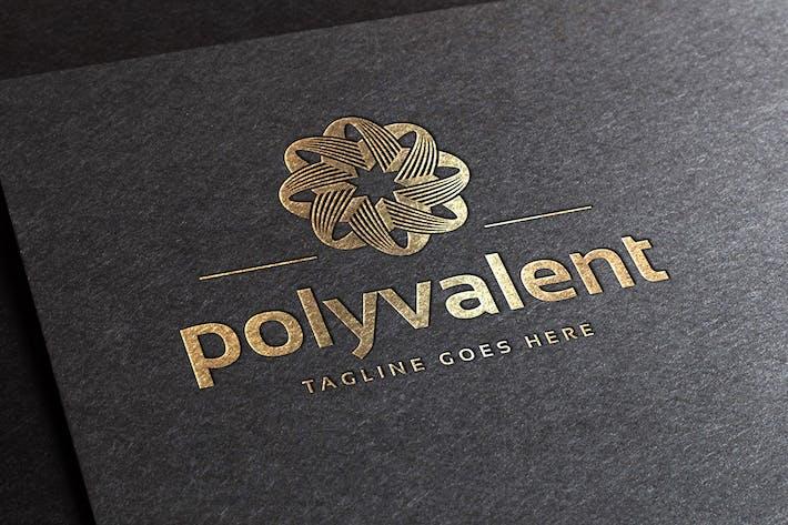Thumbnail for Polyvelent Logo Template