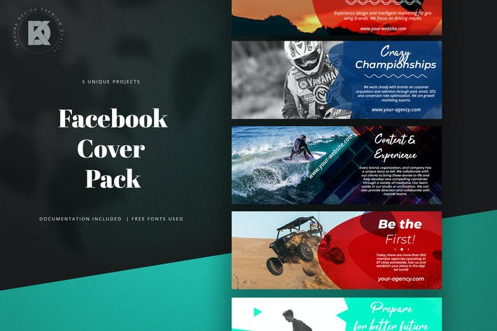 Thumbnail for Facebook Cover Pack