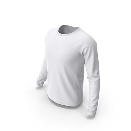 Raglan Sleeve Camiseta