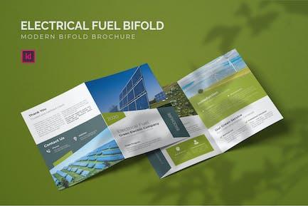 Electrical Fuel - Bifold Brochure