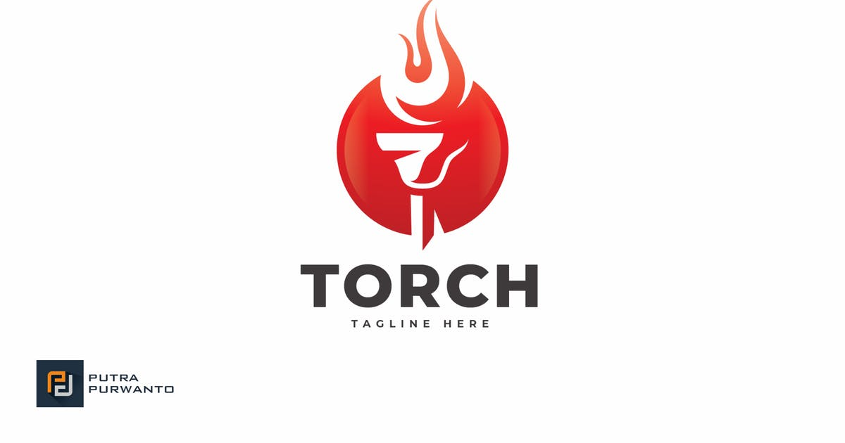 Download Torch - Logo Template by putra_purwanto