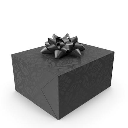 Geschenk Schwarz