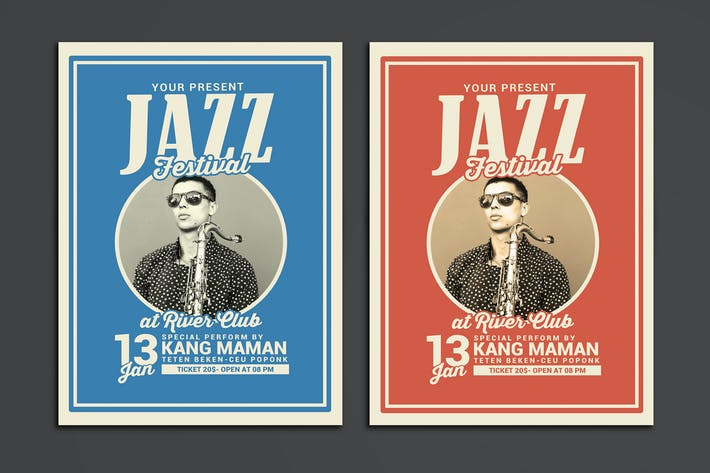 Thumbnail for Jazz Music Festival