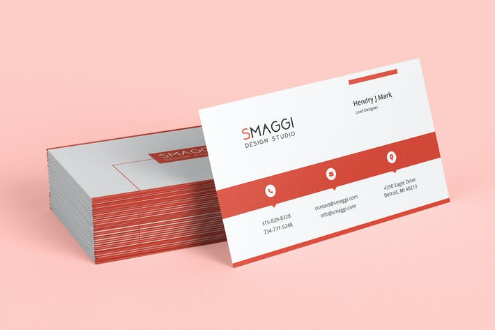 Thumbnail for Multipurpose Business Card Template