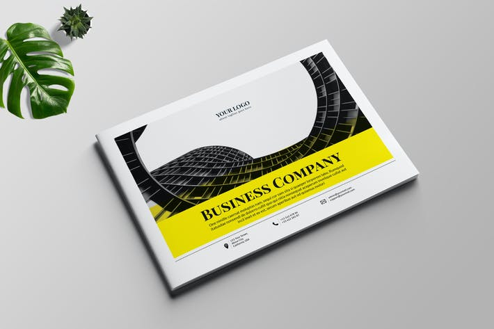 Thumbnail for Business Company Landscape