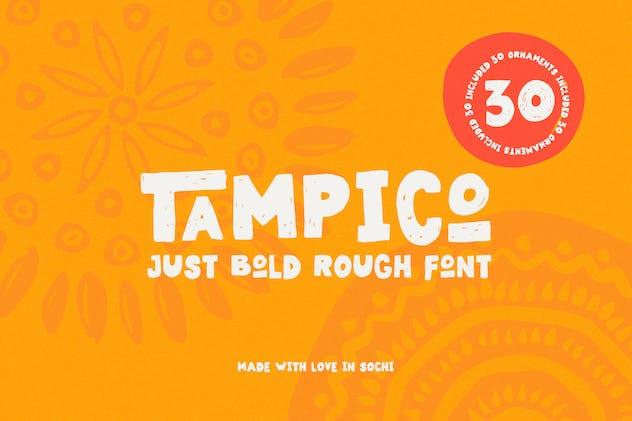 Tampico Typeface